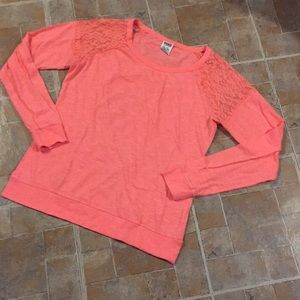 Victoria's Secret Pink long sleeve t-shirt size MD
